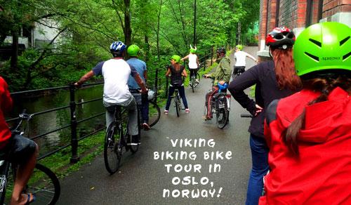 Viking-Biking-Oslo